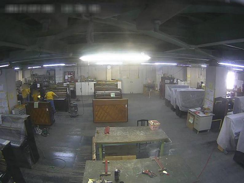 タケモトピアノ西棟2階ライブカメラ(大阪府堺市堺区)