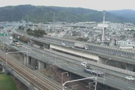 京都府立洛西浄化センター公園(アクアパルコ洛西)から名神高速道路・東海道新幹線