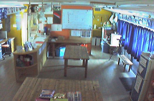 パラグライダースクール京北クラブハウス内