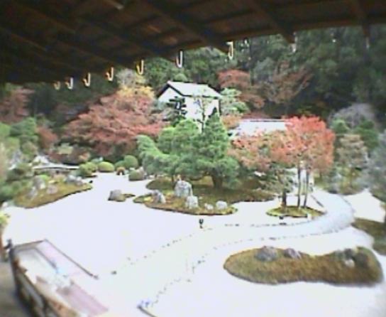 金戒光明寺から紫雲の庭