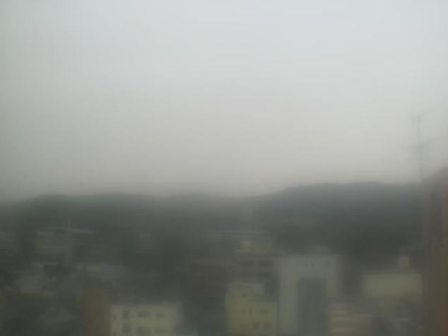 プライムビル屋上から東大寺・奈良県庁・若草山