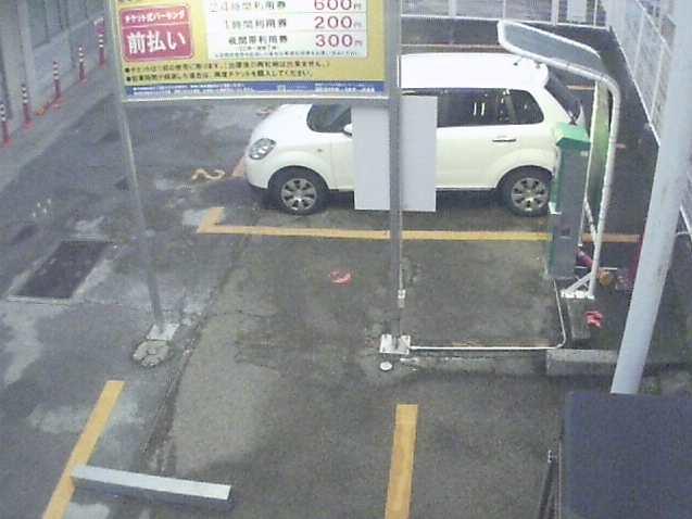NTTルパルク越谷第2駐車場