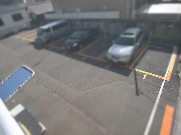 NTTルパルク神戸熊内町第1駐車場