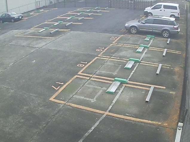 NTTルパルク東海大学前第1駐車場