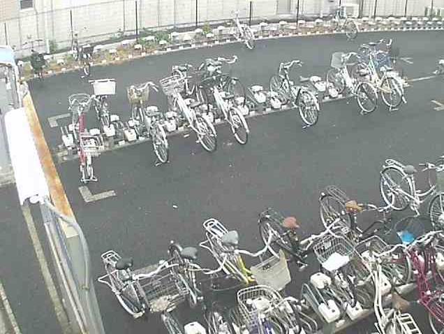 NTTルパルク飯能駅前駐輪場