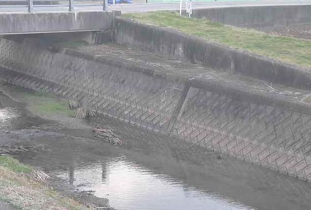 南山調整池から前川