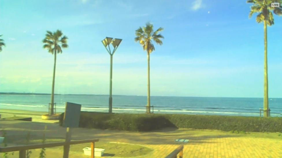 青島海水浴場(青島ビーチ)