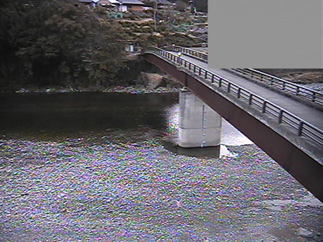 日高川町熊野川から赤木川