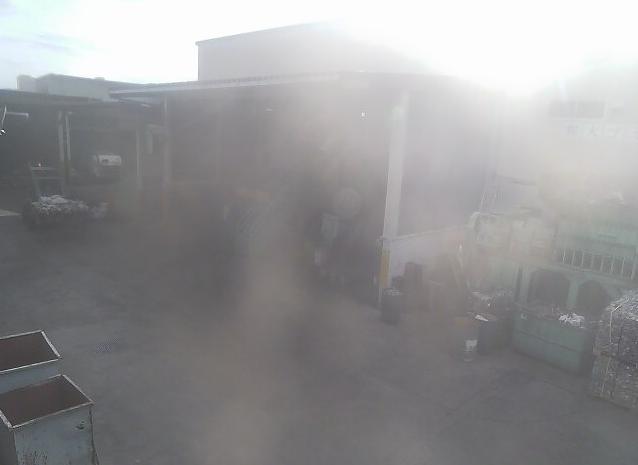 オガワエコノス本山工場場内