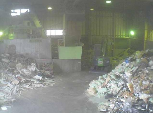 オガワエコノス岡山工場RPF製造施設