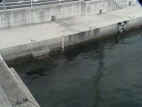 日生港水位