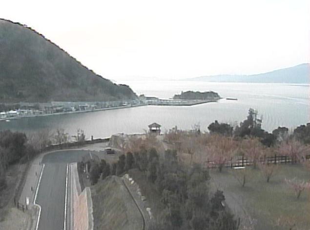 上関城山歴史公園から上盛山・皇座山・周防灘