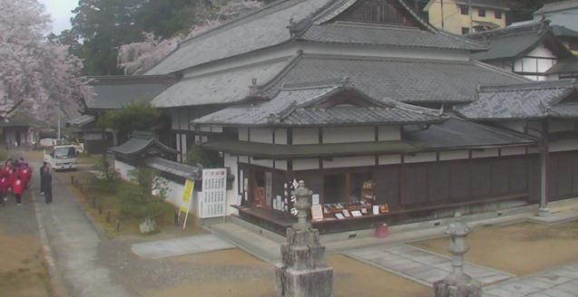 箸蔵寺護摩殿