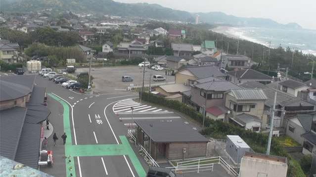 和田地域センター(和田コミュニティセンター)から和田浦海水浴場