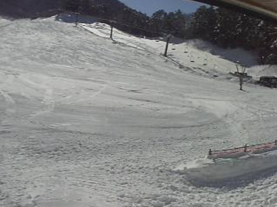 津黒高原スキー場ライブカメラ(岡山県真庭市蒜山)
