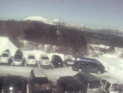 ひるぜんベアバレースキー場米子自動車道ライブカメラ(岡山県真庭市蒜山)