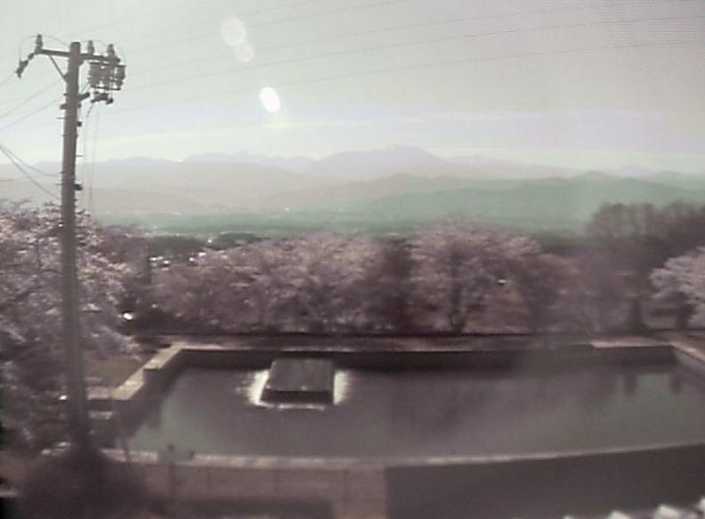 みはらしの宿羽広荘ライブカメラ(長野県伊那市西箕輪)
