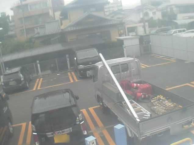 NTTルパルク松戸第3駐車場ライブカメラ(千葉県松戸市松戸)