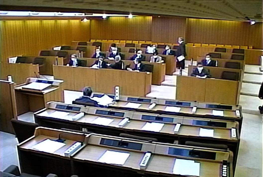 新ひだか町議会ライブカメラ(北海道新ひだか町静内)