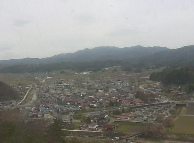 横田盆地・船通山