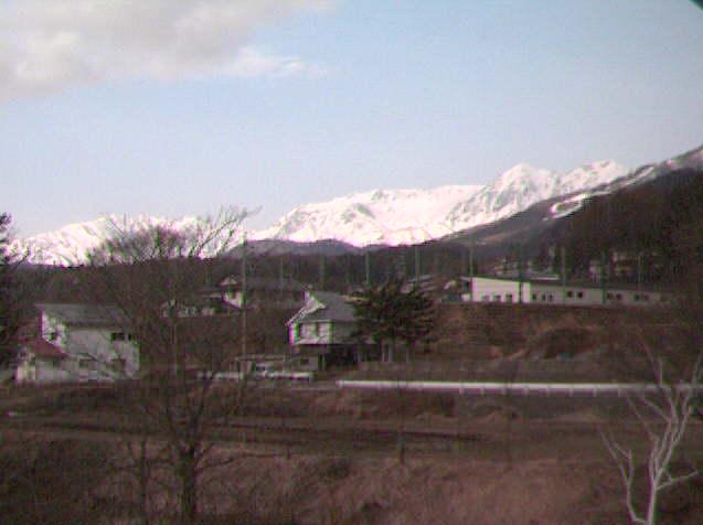 ファミリーペンションドレミの森から白馬連山・白馬乗鞍温泉・栂池高原スキー場