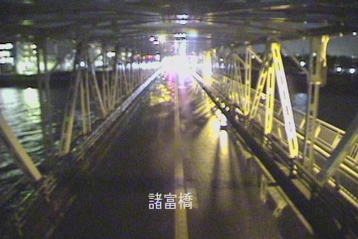 国道208号諸富橋