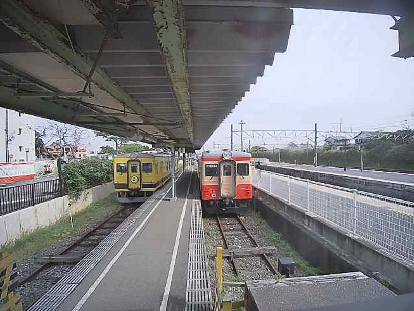 いすみ鉄道大原駅