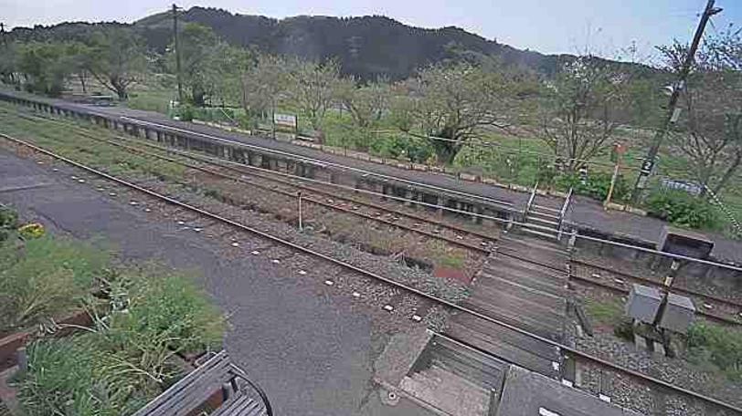 いすみ鉄道国吉駅