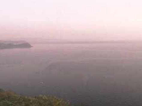 四浦展望台から津久見湾・四浦半島