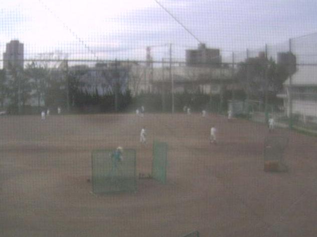 秋田大学教育文化学部附属中学校からグラウンド