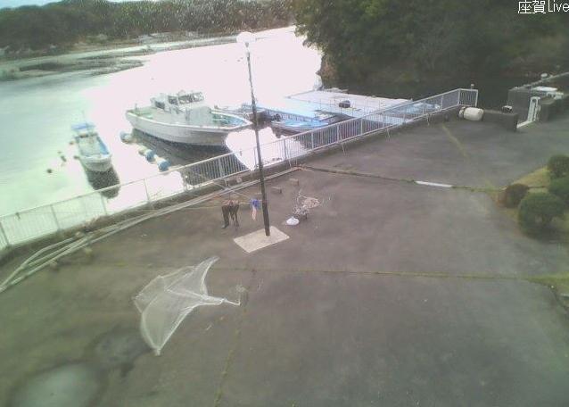 三重大学大学院水産実験所から座賀島・英虜湾