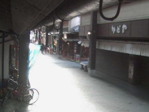 長浜大手門通り商店街