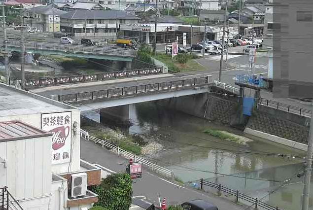 南あわじ市役所緑庁舎から国道28号・初尾川