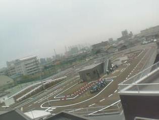 新潟関屋自動車学校二輪車専用コース