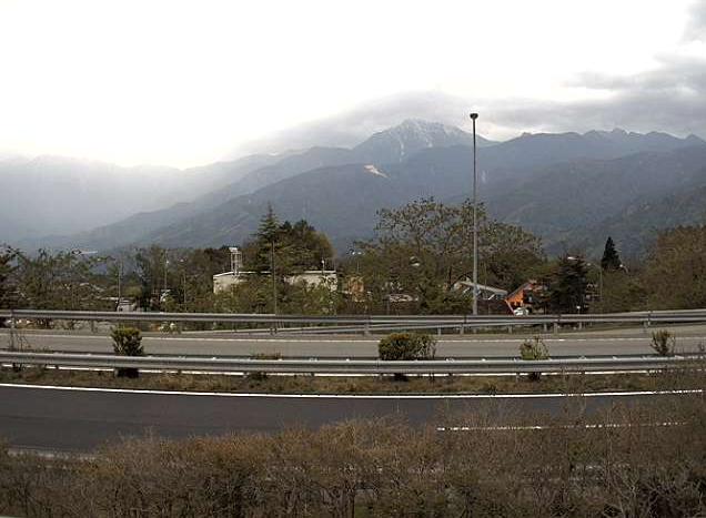 小淵沢バスストップ(小淵沢BS)から中央自動車道(中央道)