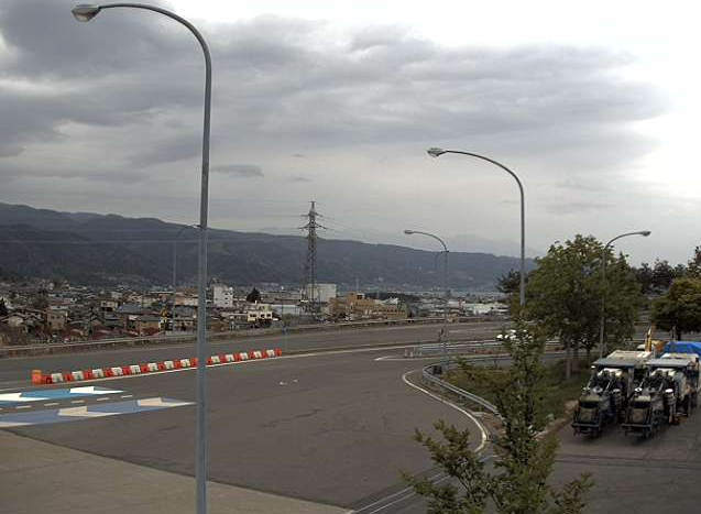 岡谷インターチェンジ(岡谷IC)から中央自動車道(中央道)