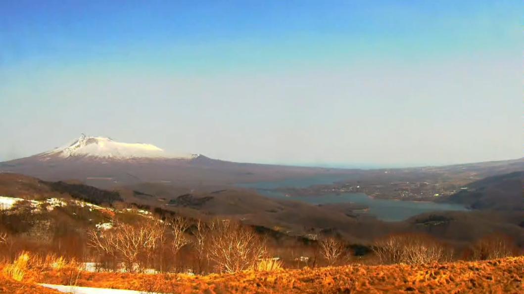 きじひき高原大沼・駒ヶ岳ライブカメラ(北海道北斗市村山)