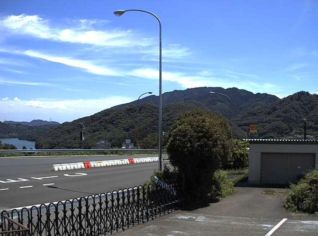中央自動車道相模湖インターチェンジライブカメラ(神奈川県相模原市緑区)