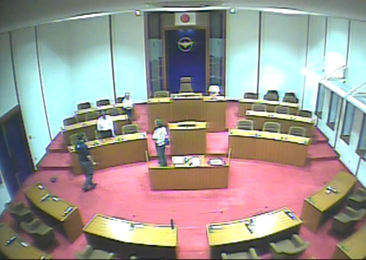 龍郷町議会ライブカメラ