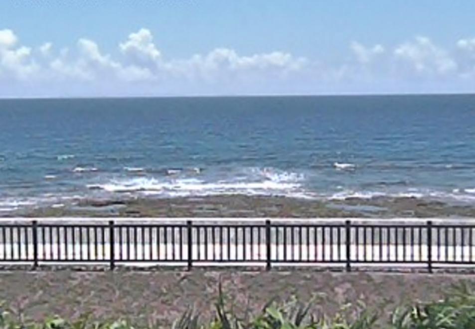 富士家から砂辺海岸が見えるライブカメラ。