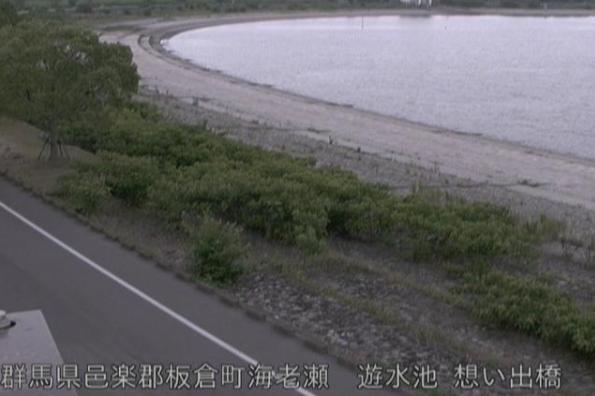 渡良瀬川渡良瀬遊水地ライブカメラは、群馬県板倉町海老瀬の渡良瀬遊水地想い出橋付近に設置された渡良瀬川が見えるライブカメラです。