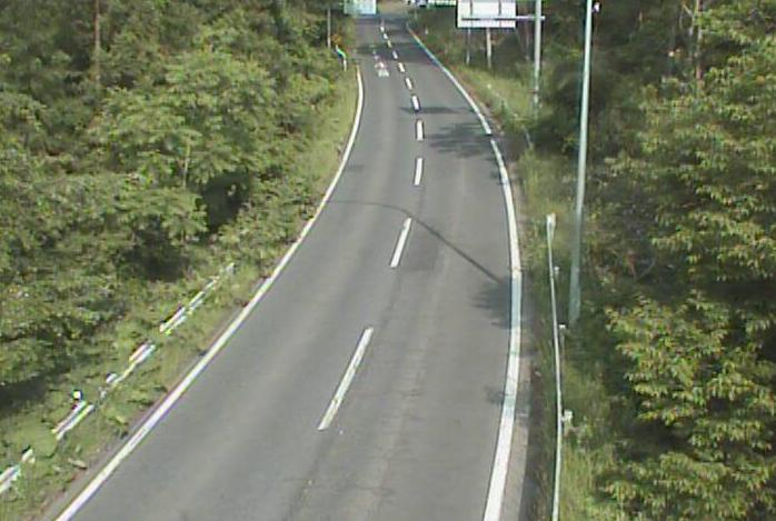 尾田から国道340号が見えるライブカメラ。