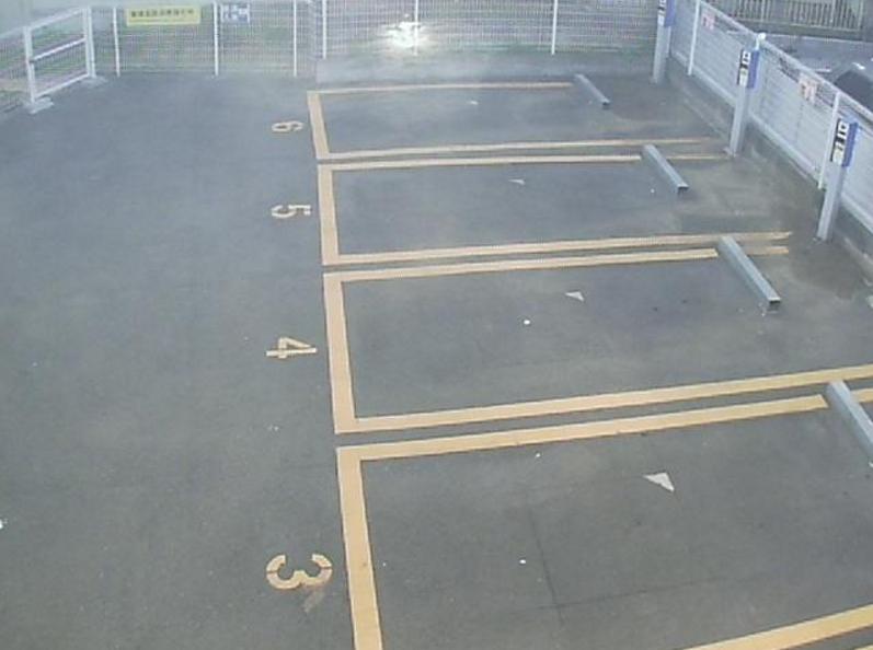NTTルパルク横浜森第2駐車場ライブカメラ(神奈川県横浜市磯子区)