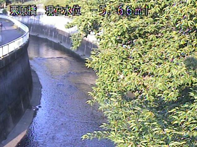 石神井川栗原橋ライブカメラは、東京都板橋区桜川の栗原橋に設置された石神井川が見えるライブカメラです。