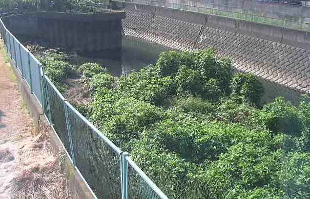 千ノ川千ノ川橋ライブカメラは、神奈川県茅ヶ崎市高田の千ノ川橋に設置された千ノ川が見えるライブカメラです。