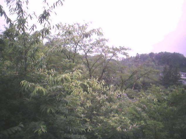 富岡町立小中学校三春校ライブカメラは、福島県三春町熊耳の富岡町立小中学校三春校に設置されたあぶくま高原が見えるライブカメラです。