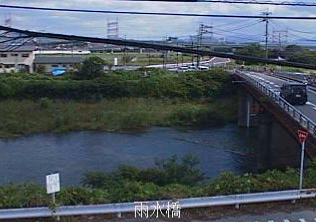 多々良川雨水橋ライブカメラは、福岡県粕屋町江辻の雨水橋に設置された多々良川が見えるライブカメラです。