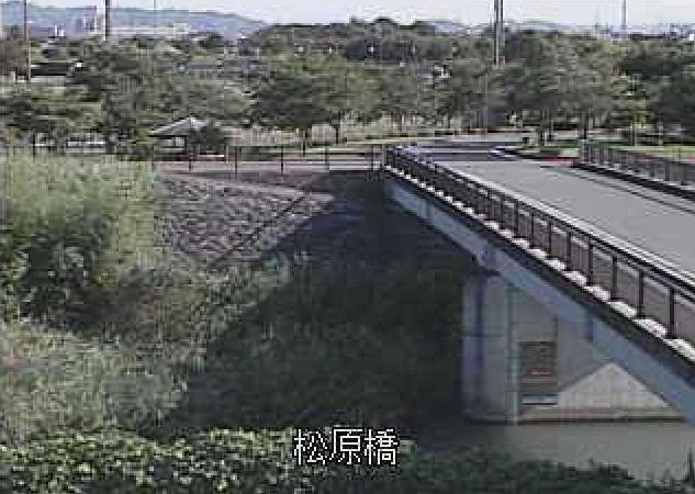 沖端川松原橋ライブカメラは、福岡県みやま市瀬高町の松原橋に設置された沖端川が見えるライブカメラです。