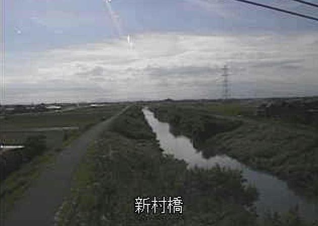 沖端川新村橋ライブカメラは、福岡県柳川市三橋町中山の新村橋に設置された沖端川が見えるライブカメラです。