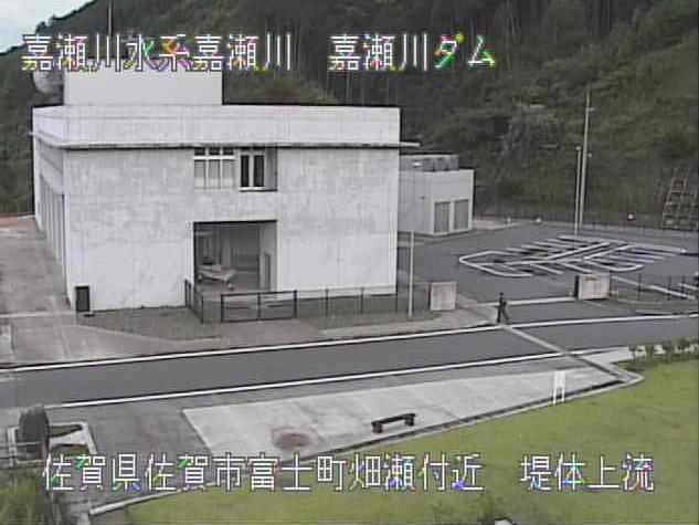 嘉瀬川嘉瀬川ダム堤体上流ライブカメラは、佐賀県佐賀市富士町の嘉瀬川ダム堤体上流に設置された嘉瀬川が見えるライブカメラです。